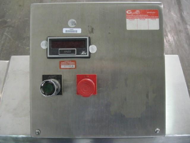 S320 NICA Aeromatic Spheronizer, S/S