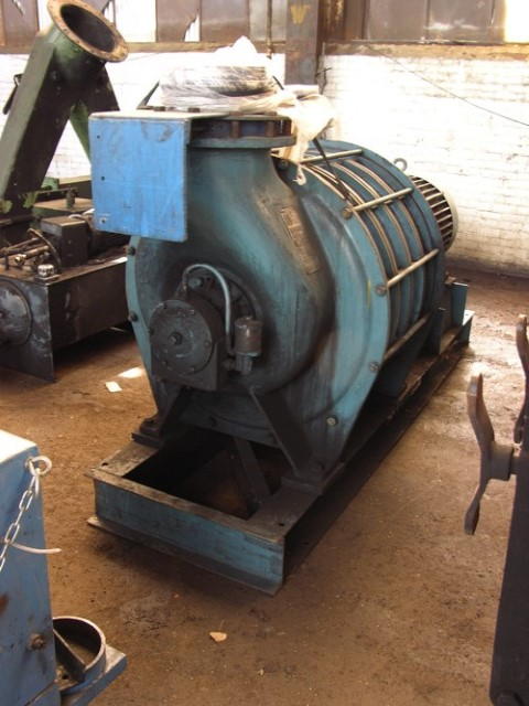MODEL 7-10 MAJAC JET PULVERIZER CLASSIFIER, S/S, 30 HP