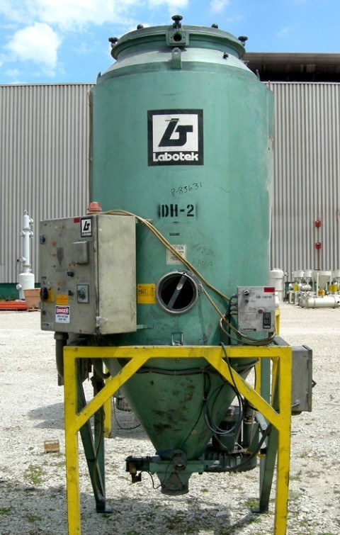 DCD3000 LABOTEK DESSICANT FLEXIBLE DRYER