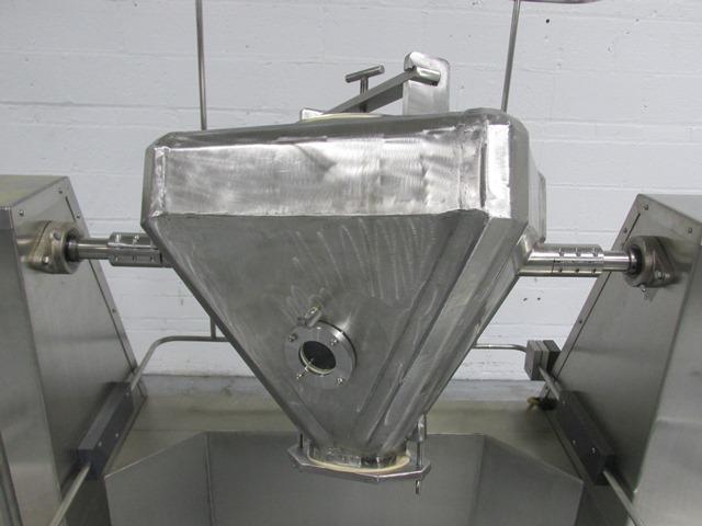 .74 Cu Ft Stainless Steel Blender