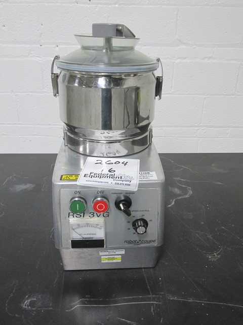 3 Liter Robot Coupe Vertical Cutter Mixer, Model RSI3VG
