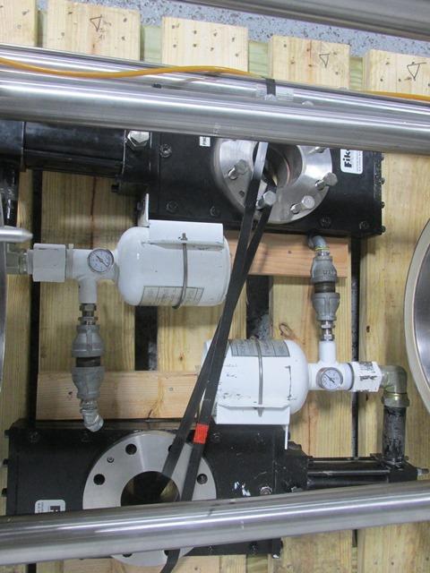 50 L Fluid Air Dryer, Model 10BAR50