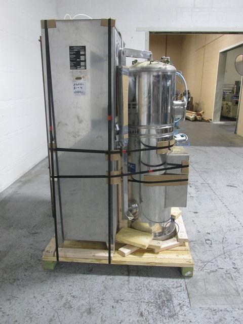 Aeromatic Fielder Fluid Bed Dryer, Model T-2