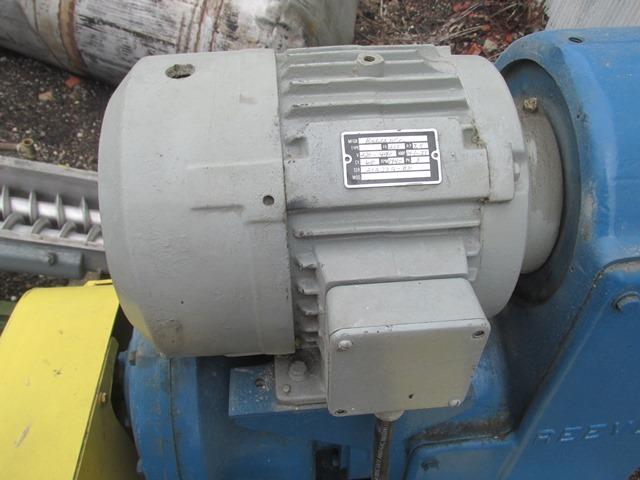 "12"" Holoflite Screw Dryer, Twin Screw"