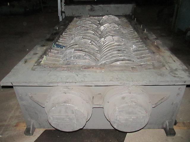 SSI 5000HD Shredder 400 HP