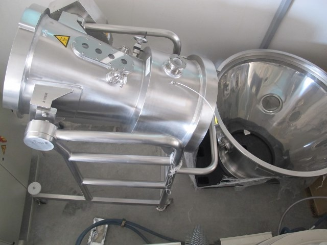 Glatt GPCG PRO 30 Fluid Bed Dryer Granulator
