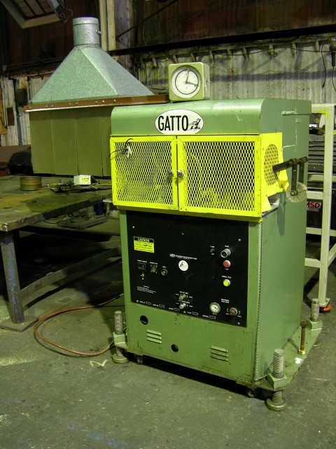 HS.24 GATTO TRAVELING SAW