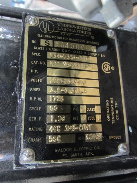 PMDVC50 Netzsch Vacuum Disperser, 50 Liter, S/S