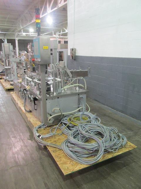 Groninger Filling Line, Model KFVG 4211