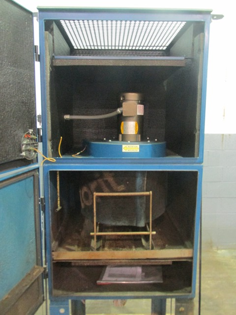 82 Sq Ft Torit Dryflo Mist Collector, C/S