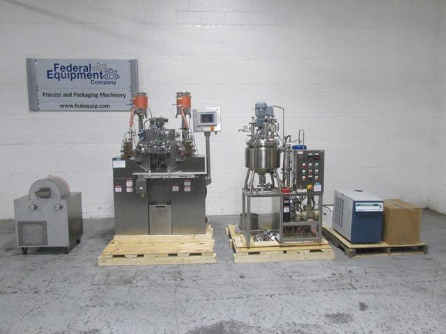 Technophar Softgel Capsule Machine, Model SGL 107