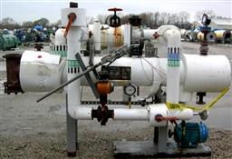 58 Sq Ft Carbone Heat Exchanger, 100/100#