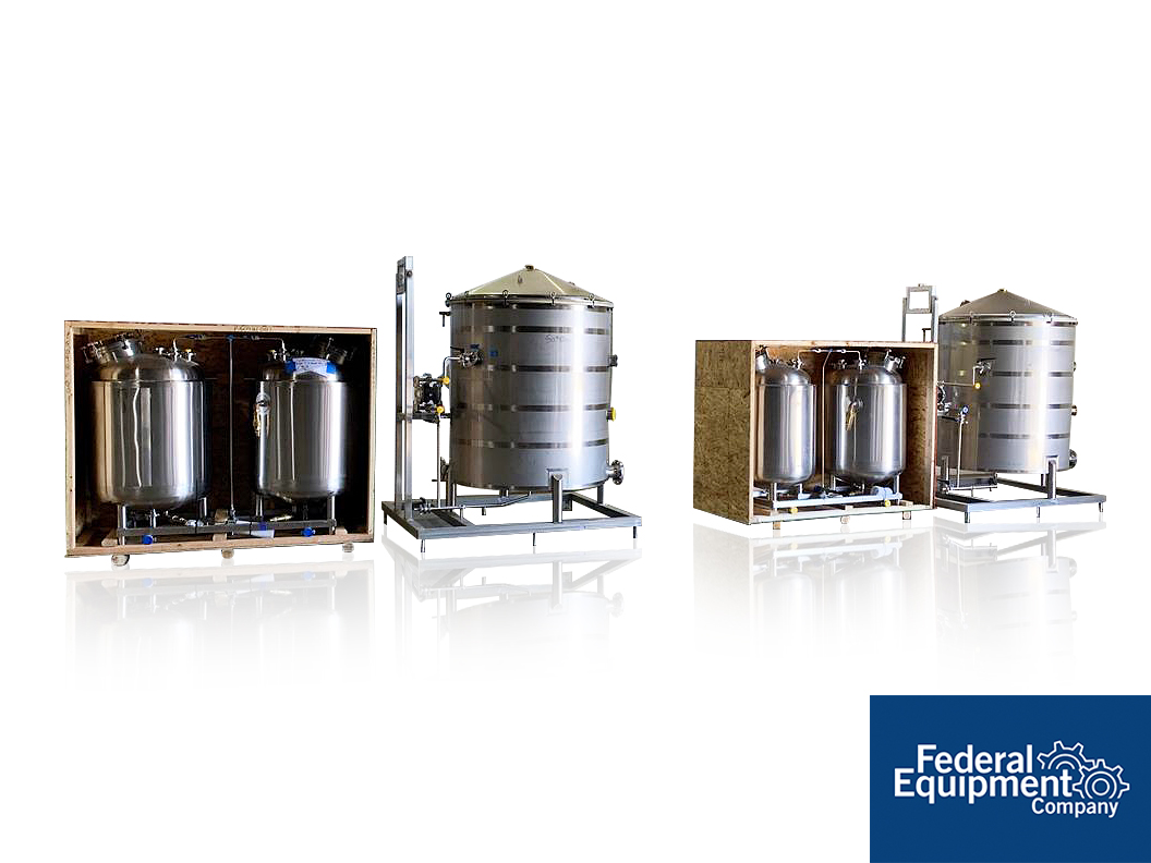 Ethanol extraction equipment for Cannabis and Hemp Processing