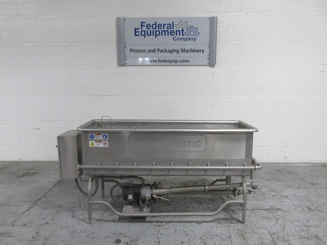 Sani-Matic Clean Out of Place Immersion Parts Washer