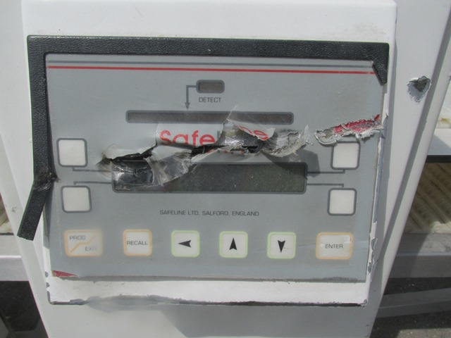 Safeline Metal Detector, Model Power Phase