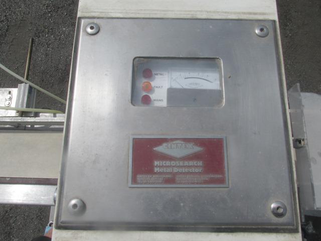 Cintex Microsearch Metal Detector, Model SPL2084