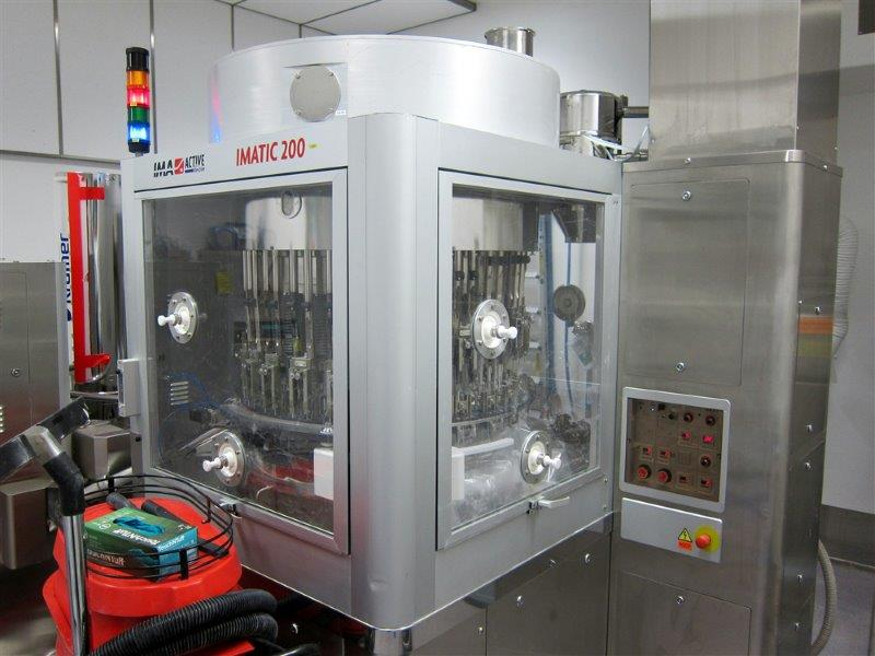 IMA Capsule Filler, Model IMATIC 200