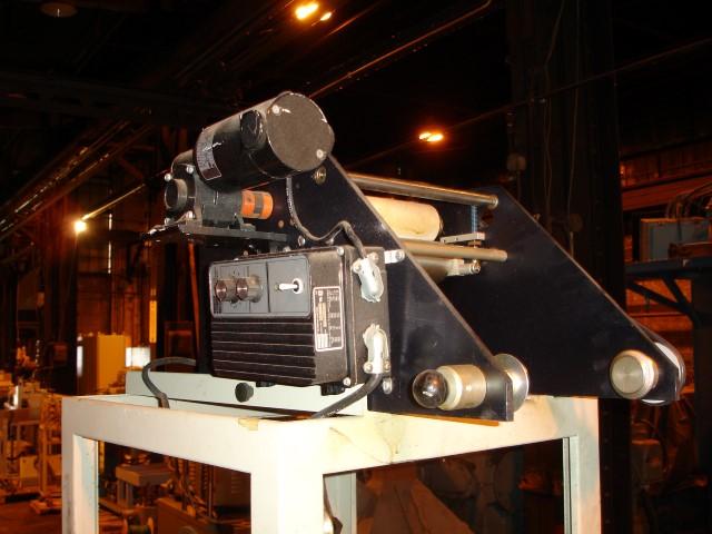 BRABENDER BLOWN FILM TOWER / NIP ROLLER