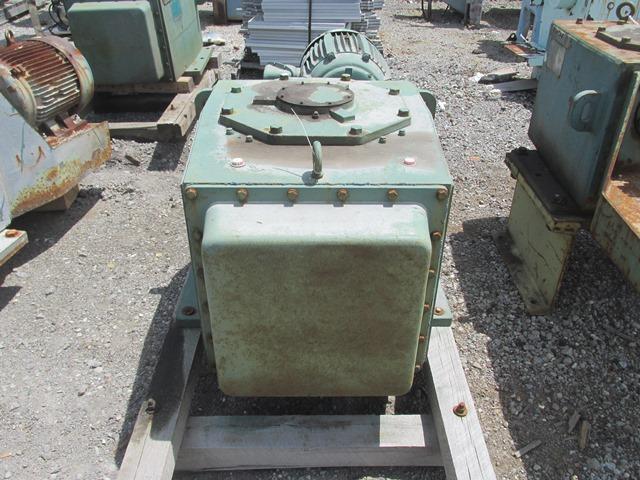 50 HP Lightnin Agitator Drive, Model 77-Q-50