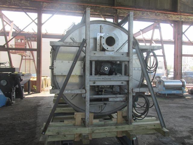 L-24 Wyssmont Turbo  Dryer, S/S