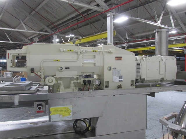 50 mm Leistritz Twin Screw Extruder, ZSE 50 GL
