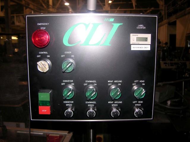 CLI WRAP-AROUND LABELLER, UNI-310