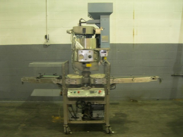 WEST CAPPER MODEL SF600SS