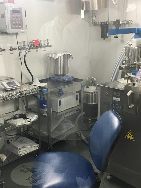 Capsugel Liquid Capsule Filler, Model CFS 1500c