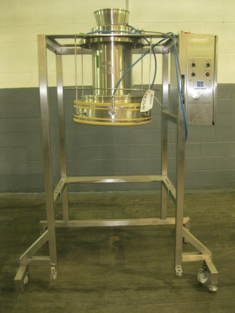 EXTRACT TECH FILL STATION, S/S