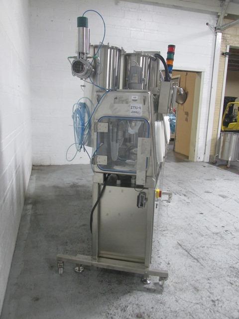 "64"" JetPharma Isolator, 316L S/S, Model LFI-2"