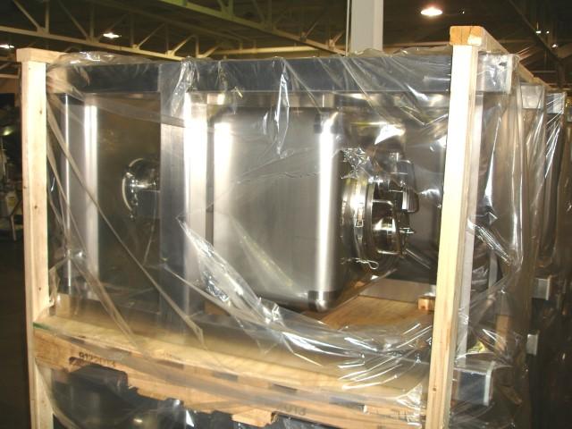 METOLIFT BIN BLENDER, MODEL CBS-200
