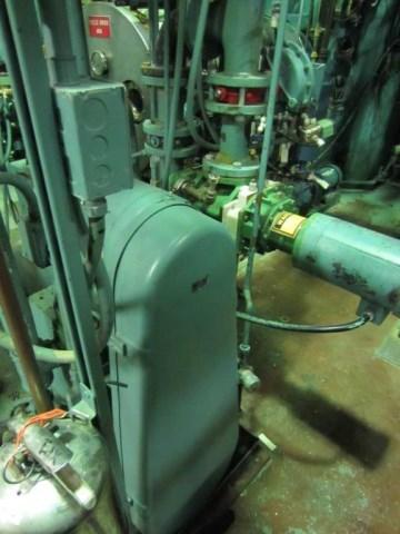 5 hp Stokes MicroVac Pump, Model 212H-11