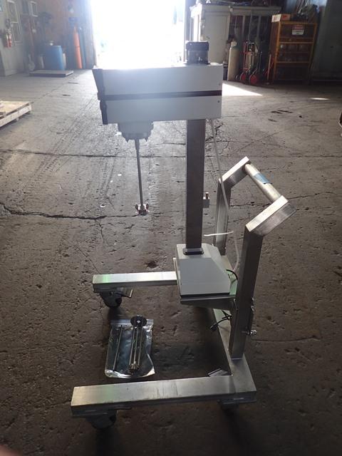 Silverson Mixer Emulsifier, model L4R