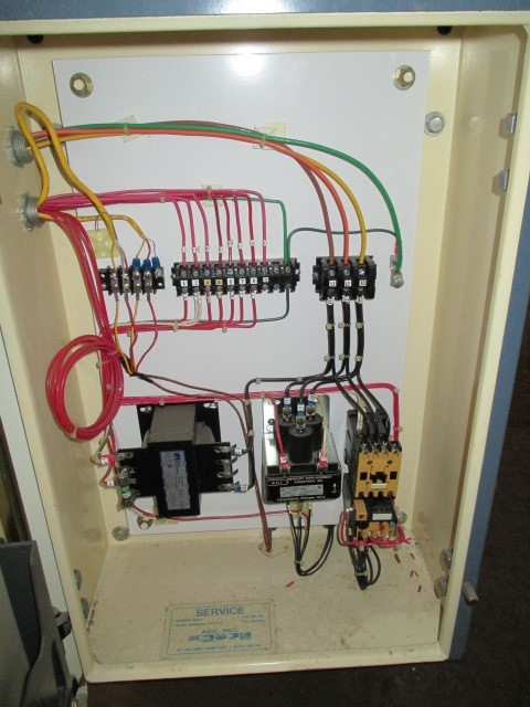 9 KW AEC TEMPERATURE CONTROLLER