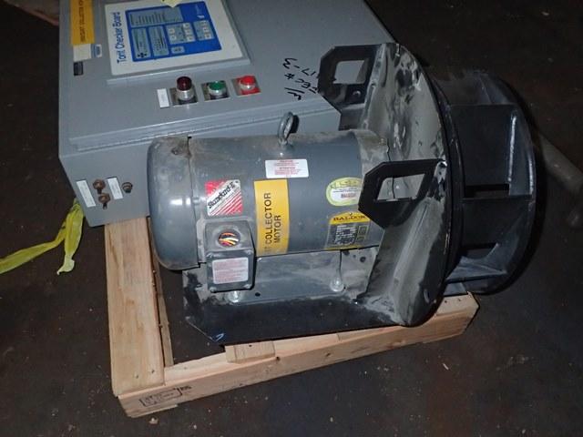 2280 Sq Ft Torit Dust Collector, Model DFT 3-12