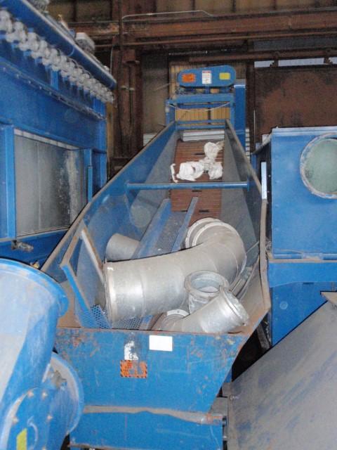 AIR CONVEYOR CORP PAPER SHREDDING SYSTEM
