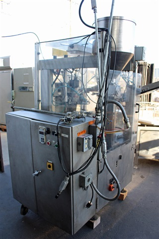 IWKA Tube Filler, Model TFS-10