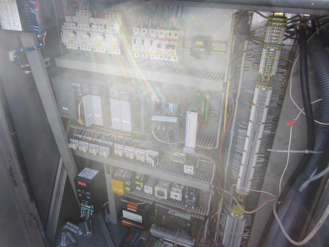 IWKA Tube Filler, Model TFS-10