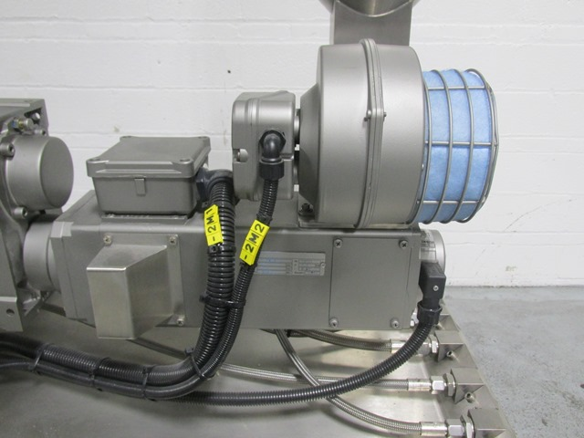 18 MM Leistritz Twin Screw Extruder, Model 18PH/GG-40D