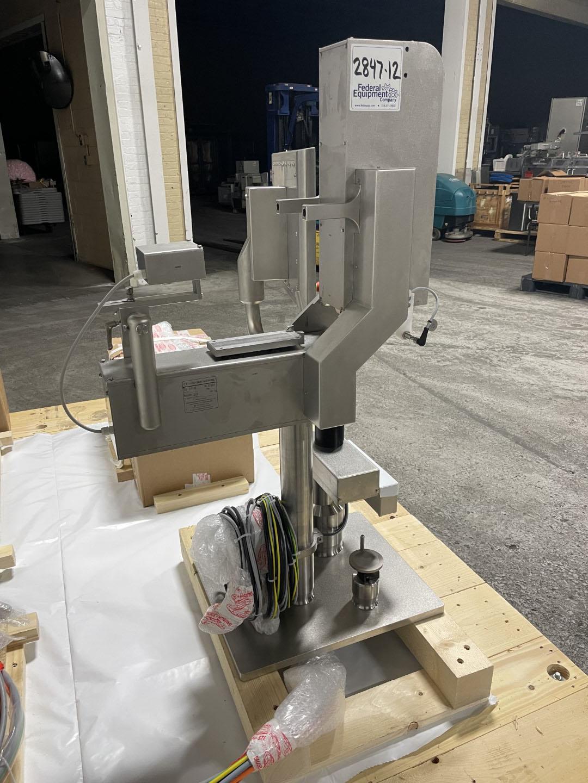 Bausch + Stroebel Powder Filling Machine, Model SP100