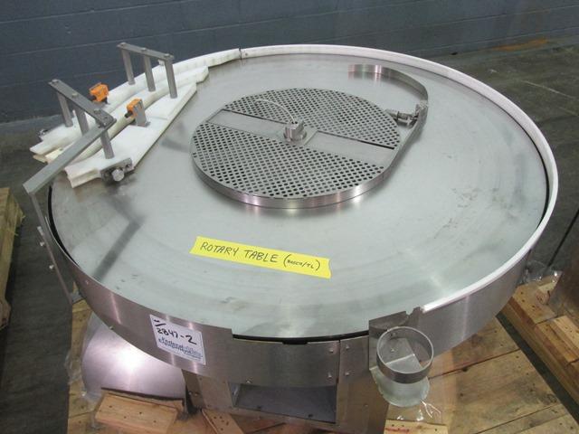 TL Bosch Vial Filler, Model MLF3002