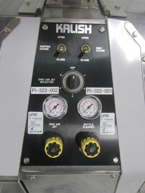 Kalish MonoCount Filling Line