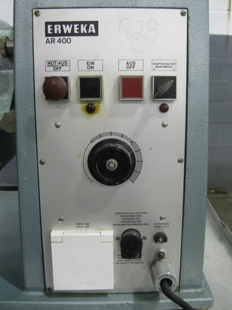 AR400 ERWEKA OSCILLATING GRANULATOR, S/S