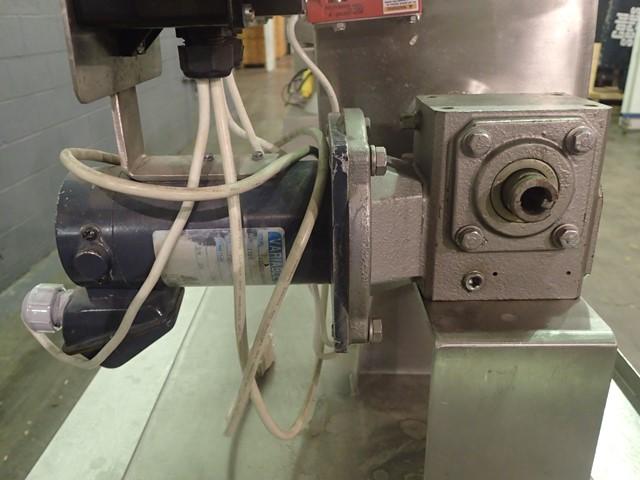 .5 Cu Ft Stokes Style Single Arm Mixer, S/S