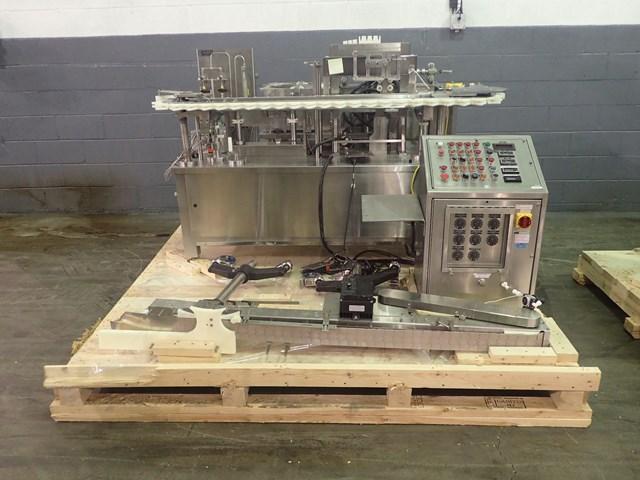 TL Systems Vial Filler, Model FSM1010