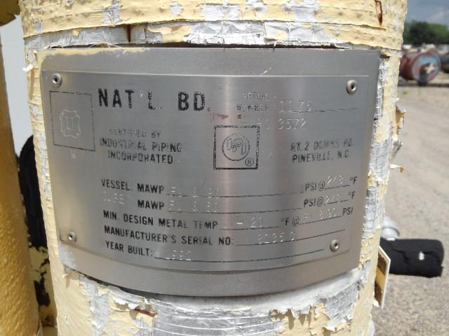 214 SQ FT VACUDYNE VACUUM SHELF DRYER, C/S