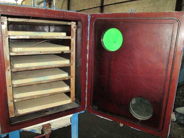 36 SQ FT STOKES VACUUM SHELF DRYER