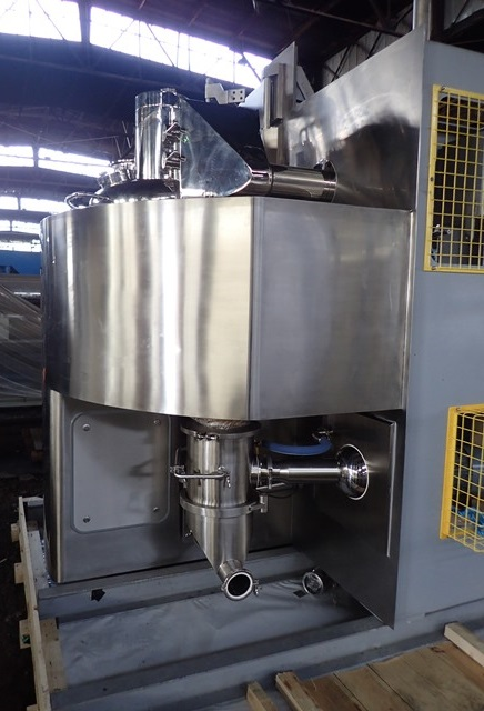 600 Liter GEA High Shear Mixer, Model PMA 600 Advanced