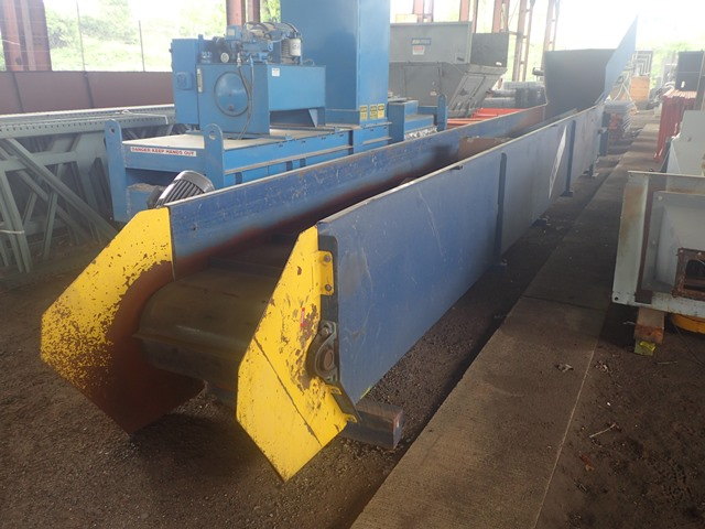 "24"" Recycling Equipment Magnetic Separator Belt"