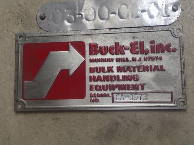 24'' Buck-El Z Style Bucket Elevator
